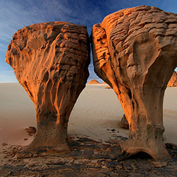 Tempêtes de sable