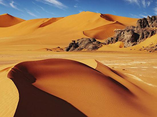 territoire algérien